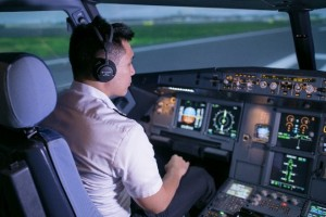 Radio communication and meteorology are some of the basic courses included in pilot training.