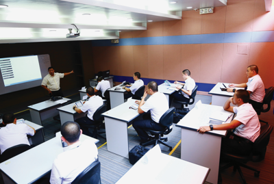 Alpha Aviation Group employs instructors who has years of experience in Philippine Airlines and other asian airlines
