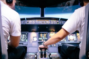 AAG's Instrument Rating training program allows pilots to fly during bad weather