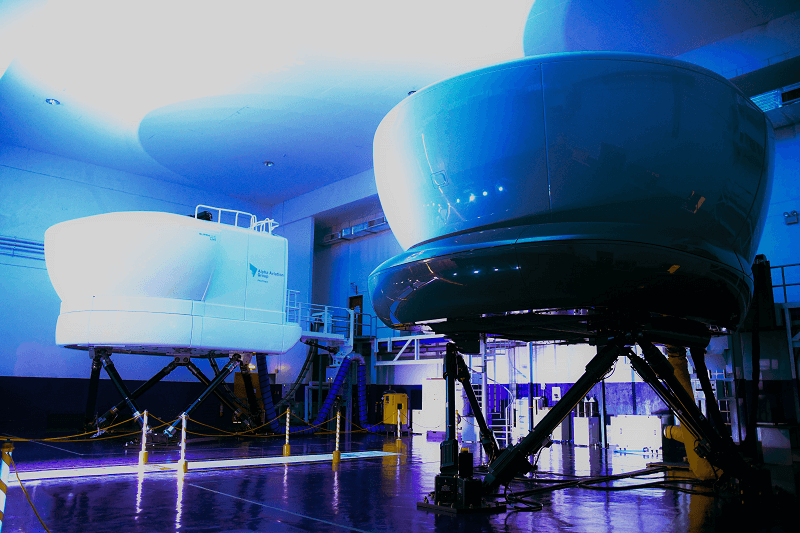 Alpha Aviation Group Launches Full Flight A330/A340 Simulator