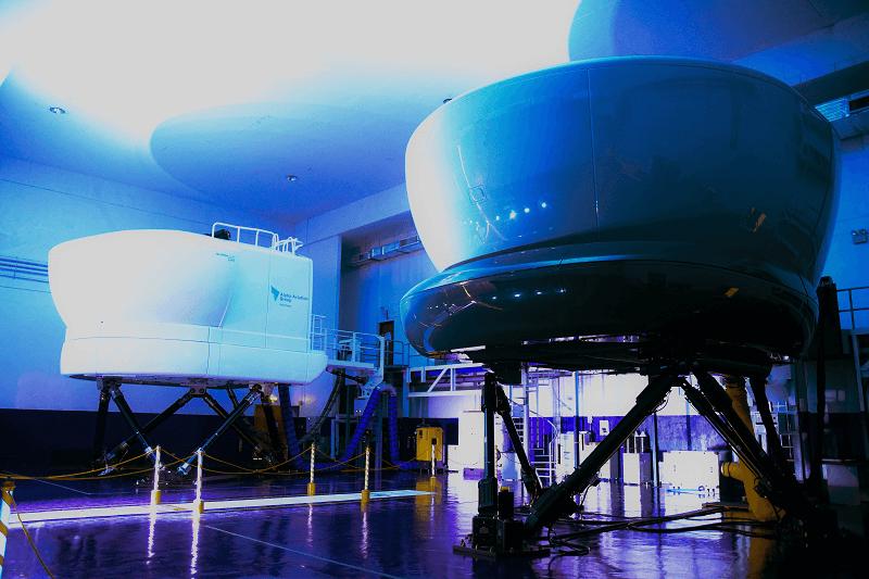 Alpha Aviation Group Launches Full Flight A330/A340 Simulator