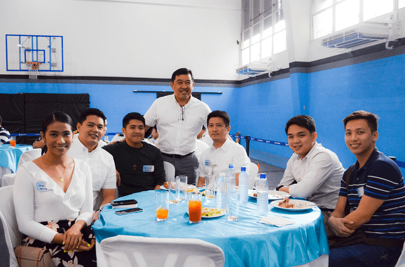 AAG's First Alumni Meet 2018
